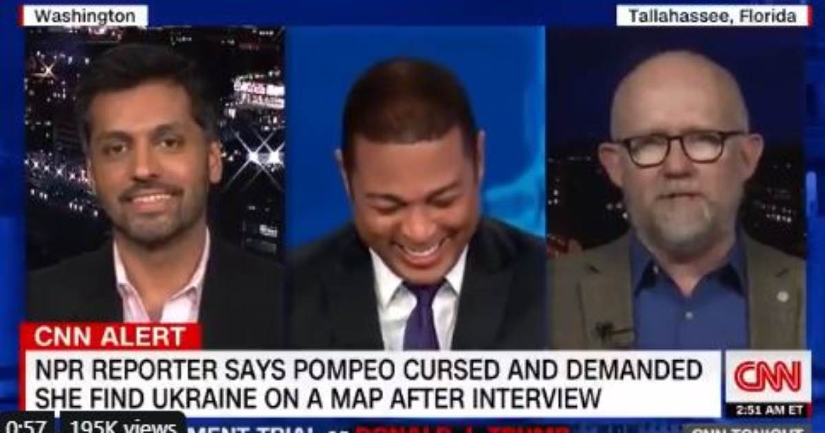 DISGUSTING! CNN Panel Led by Don Lemon Trash Trump Supporters as Ignorant Rednecks Who Can't Read (VIDEO)
