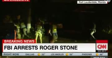 FBI Refuses FOIA Request For Emails Sent From CNN Analyst and Former Comey Aide Josh Campbell Just Before Roger Stone Raid
