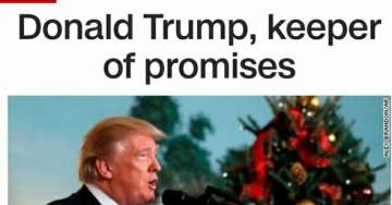 CNN Praises Trump for Keeping Promise to Israel – Then Slams Him in Next Sentence