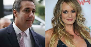 WTH?… Trump Lawyer Admits He Paid Porn Star Stormy Daniels $130,000 Hush Money Out of His Own Pocket