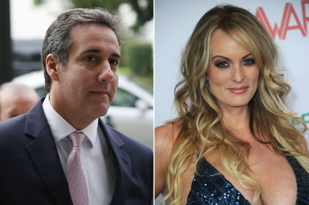 photo image STILL NOT A CRIME: Trump Financial Disclosure Shows Reimbursement to Lawyer Cohen After Stormy Payment