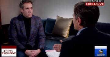 """Former Trump Attorney Michael Cohen: """"I told the truth, I took responsibility for my actions… I will not be the Villain"""" (Video)"""