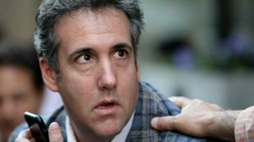 photo image REPORT: DOJ Investigating Leak of Michael Cohen's Bank Records – Criminal Charges May Be Announced Soon