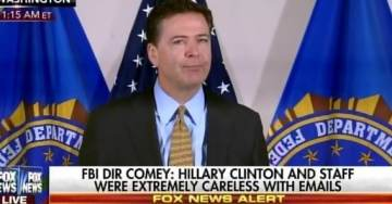 Breaking: DEEP STATE Scrubbed Obama's Name from FBI Report on Hillary's Emails