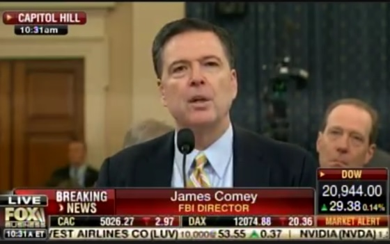Gregg Jarrett: If You Do What Comey Has Done That Is a Crime – There Ought to be an Investigation (Video)