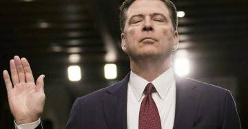 Detailed Analysis: Fired FBI Chief James Comey Lies and Lacks Candor At Least 40 Times in Private Memos