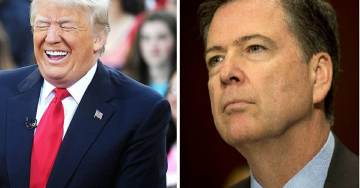 Breaking: Comey Lied About Never Seeing Trump Laugh: His Own Memo Records That Trump Laughed