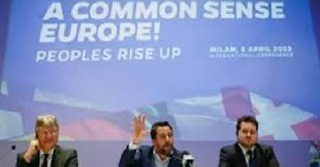 Ted Malloch: European Peoples Are Rising Up!