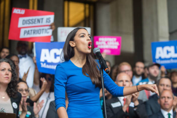 photo image GOP Pollster Says Ocasio-Cortez Only Democrat Who Can Match Trump In 2020