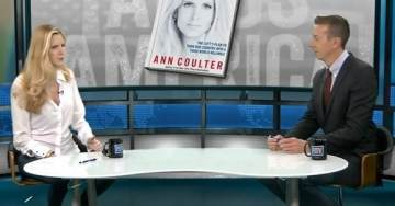 Ann Coulter: Anyone Who Looks at Lewandowski Video and Calls That Battery Are Crazier Than Campus Moonbats (VIDEO)