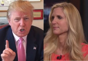 coulter trump