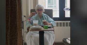 AMAZING NEWS: 90-Year-Old Woman Who Contracted Coronavirus in Seattle Nursing Home NOW RECOVERING!