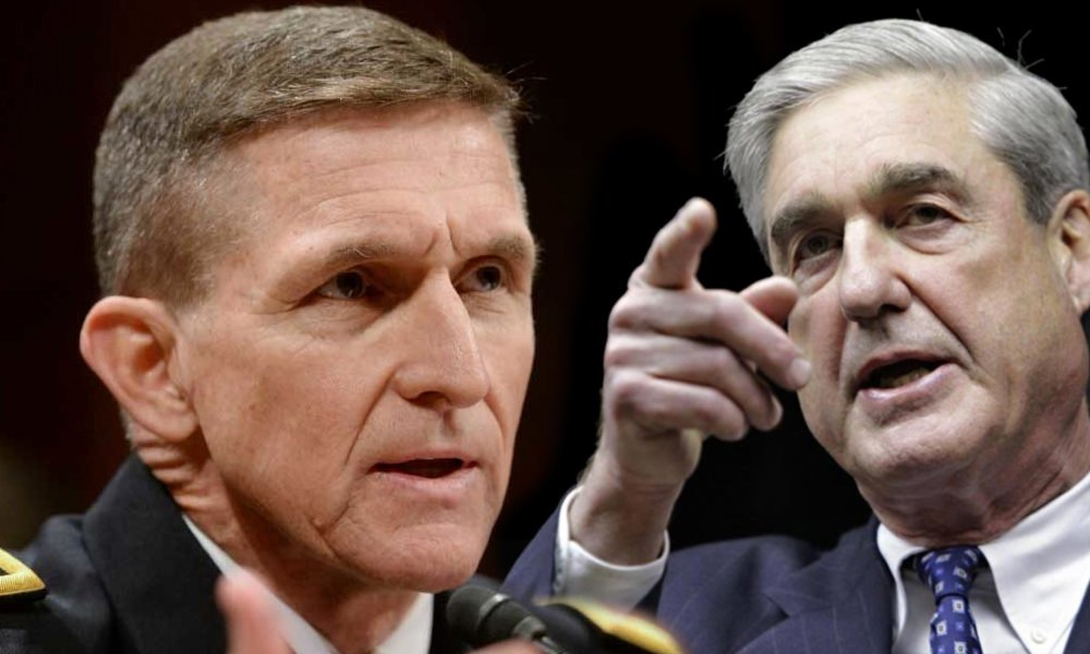 photo image REPORT: Dirty Cop Comey Told Lawmakers General Michael Flynn DID NOT Lie Under Oath