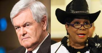 Boom! Newt Gingrich SLAMS Rep. Wilson: Has No Shame – Can't Figure Out Time Has Come to Keep Her Mouth Shut (Video)