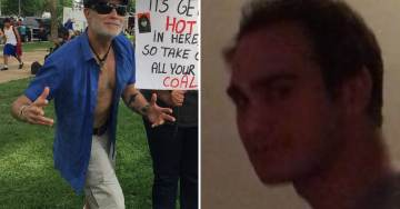 Black Conservative @Ali Assaulted by Crazed Liberal – Called a 'Neo-Nazi' by Lunatic Jimmy Felter