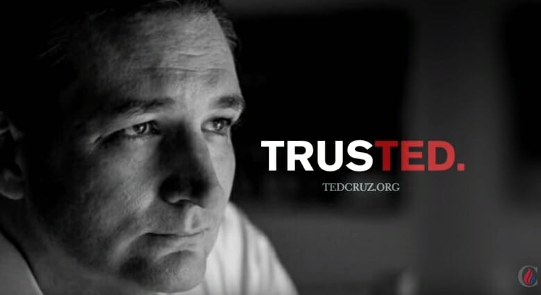 cruz trusted lying ad
