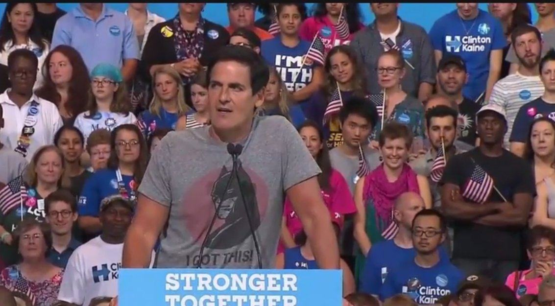 WHAT A FOOL! Mark Cuban Just Accidentally Defended Trump In A Series Of Bizarre Tweets