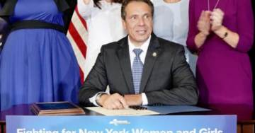 """NY Governor Cuomo: """"We're Not Going to Make America Great Again. It Was Never That Great"""" (VIDEO)"""