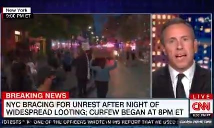 CNN Hack Chris Cuomo Encourages More Violence and Rioting in Democrat-Run Cities (VIDEO)