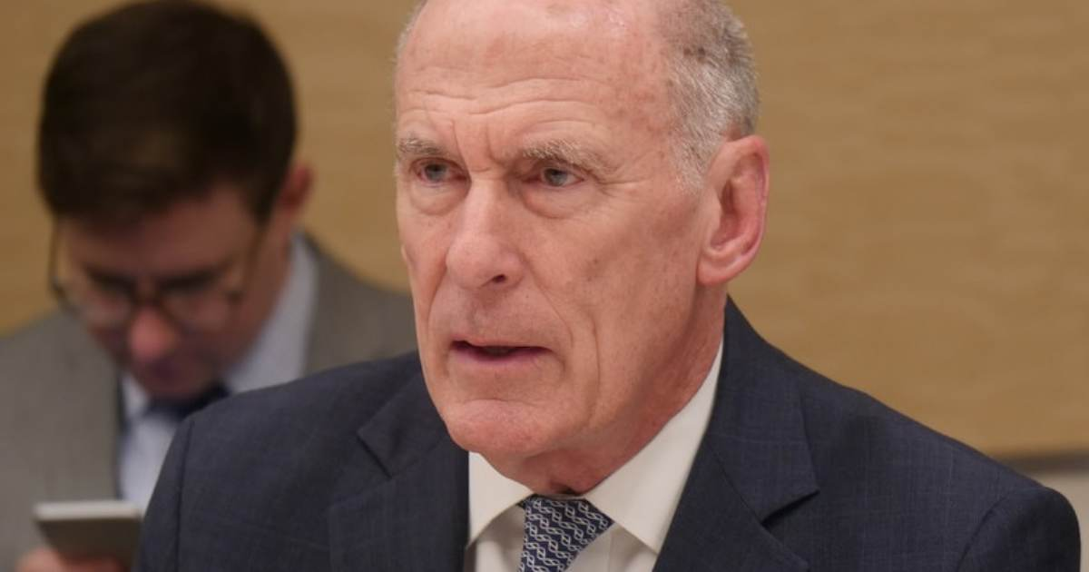 Trump Eager to Dump Deep State DNI Chief Dan Coats Who is Stalling Declassification Efforts - Here's the Anti-Deep State Official Likely to Replace Coats