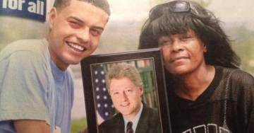 On Father's Day Danney Williams Calls on Bill Clinton to Take Paternity Test