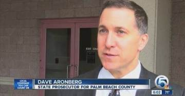 FL Prosecutor Dave Aronberg: We Have Not Received File on Lewandowski Case and Have Not Pressed Charges