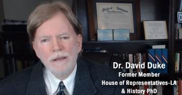 "BREAKING: DAVID DUKE Releases Video ""I Never Endorsed Trump. Stop Lying"" (VIDEO)"