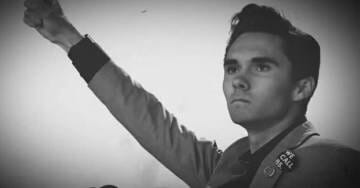 Teen Tyrant David Hogg Threatens President Trump: 'You Will Suffer Consequences Few Have Ever Suffered'
