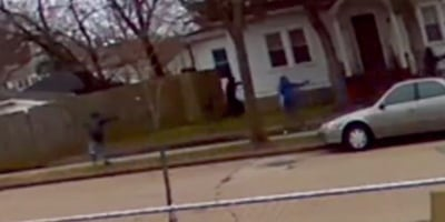 photo image DC SHOOTING CAUGHT ON TAPE – Gangland Terror Attack In Broad Daylight On Residential Street
