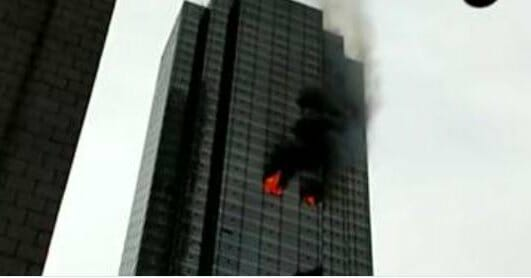 Liberals Spread Conspiracy Theories, CHEER After Fire Breaks Out at Trump Tower NY 'I Hope There is Major Damage'