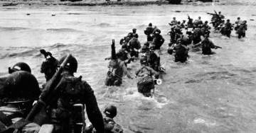 President Trump Honors US Heroes Who Gave Their Lives 75 Years Ago on D-Day (Video)