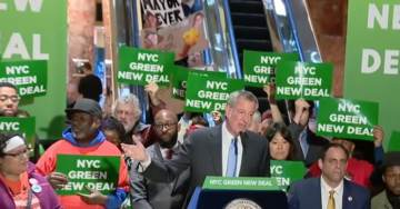 """If You Like High Taxes and Crime, He's Your Man!"" – Trump Rips New York City Mayor de Blasio After He Announces Presidential Run"