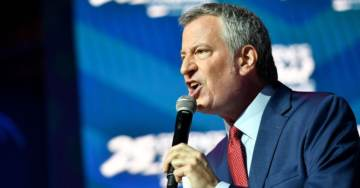 De Blasio Tells Buttigieg to 'Try to Not Be So Smug When You Just Got Your Ass Kicked'