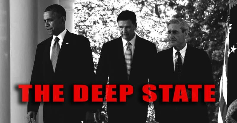 "PART 2 - CONTINUED: America Warned Is Unprepared For Q & Trump's Cataclysmic Destruction Of ""Deep State"" - Page 41 Deep-state-2-800x416"
