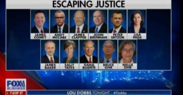 EXCLUSIVE: Where Did Obama Leftovers in the Deep State DOJ Gang Escape To on Wednesday, May 24, 2017?
