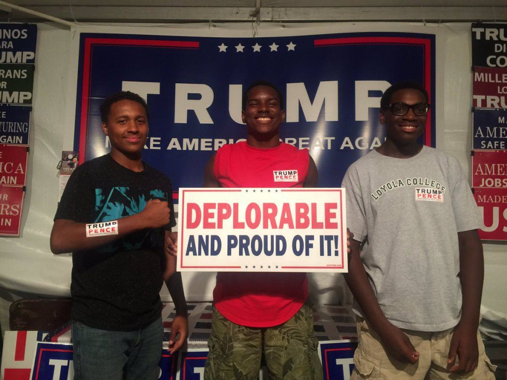 BOOM! Trump Approval Up to 42% with Black Males -- Makes 2020 Election Impossible for Democrats