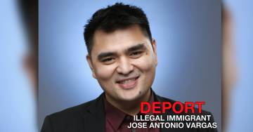 FLASHBACK: DACA Advocate and Illegal Alien Jose Antonio Vargas Uses Doctored Social Security Card – A Federal Crime