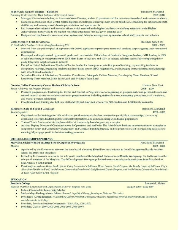 deray resume 2