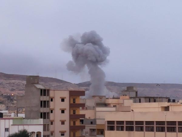derna bombing