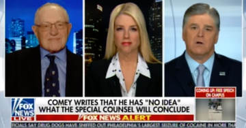 Dershowitz: Comey and Others Committed Fraud on FISA Court – Should Be Held in Contempt (VIDEO)