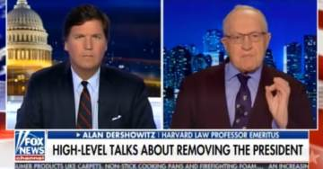 Dershowitz: If McCabe's Interview Is True It Clearly Shows an Attempted Coup d'Etat of Trump Administration (VIDEO)