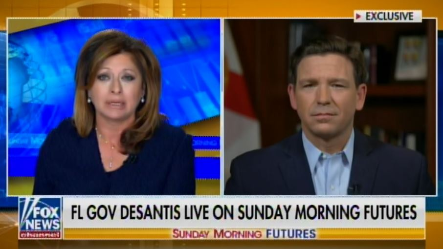 Gov. DeSantis Announces $5,000 Proposed Bonus to Abused Police Officers from Liberal Cities to Move to Florida (VIDEO)