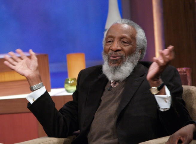 dick gregory nuts