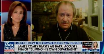 Joe di Genova: Barack Obama Knew James Comey Was Going to Blackmail the incoming President of the United States (VIDEO)