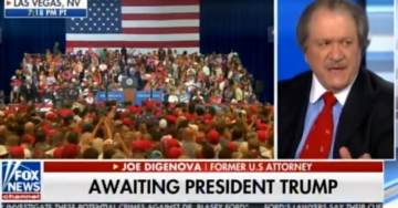 BOOM! FOX Contributor Joe DiGenova SCREAMS at Giggling Liberal Hack over Kavanaugh Smears (VIDEO)