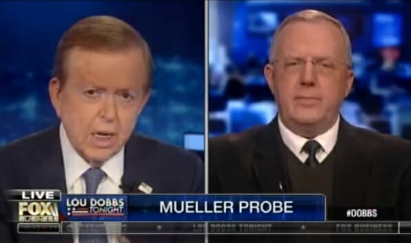 "Chris Farrell Says What We All Now Know: ""FBI Is No Longer Capable of Investigating Itself, Nor Is Justice Department, Nor Is Mueller!"""