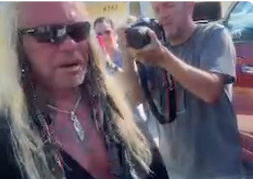 Dog the Bounty Hunter Makes a Stop at Home of Brian Laundrie in Florida — Has Received Over 1,000 Tips (VIDEO)