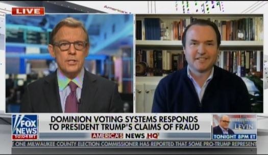 """""""We Would Love to See Any Evidence of Fraud – Nothing They Are Saying Is True"""" – Dominion Voting Systems Spokesman Refutes Fraud Claims (VIDEO)"""