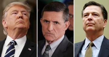 POTUS Trump Defends General Flynn – Trashes Leaker Comey after Memos Finally Released to Congress