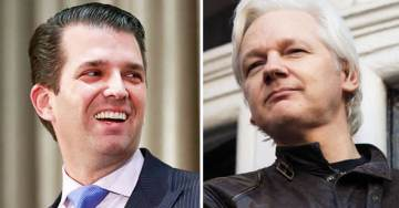 ROGER STONE: Contact Between Donald Trump Jr. and WikiLeaks is Not Russian Collusion